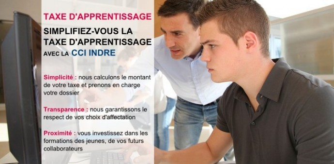 Taxe d'Apprentissage 2014 - CCI Indre