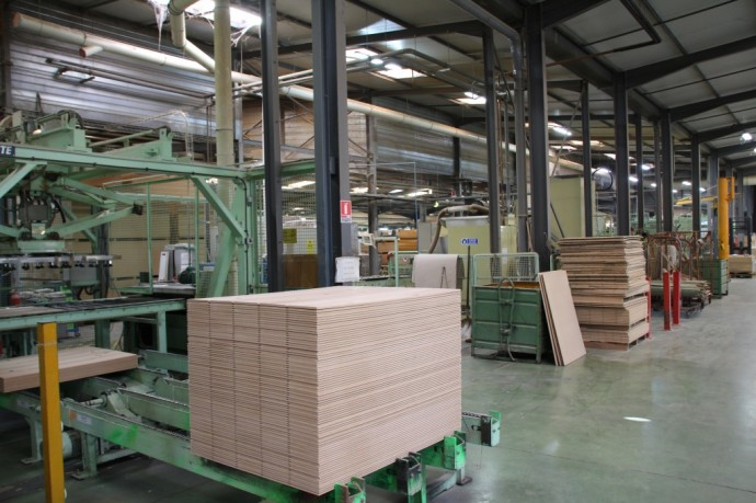 France Production Parquet Innovation - Ardentes