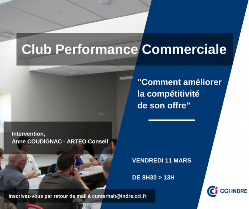 Club Performance Commerciale
