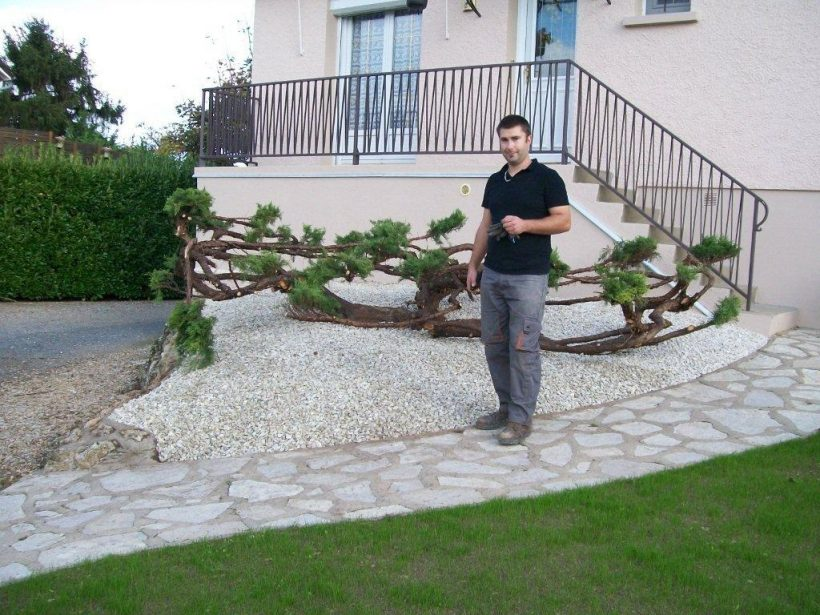 Kevin Wattecamps - Jardins et Sens Creation - Thenay