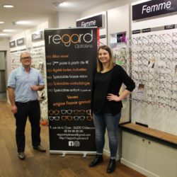 Regard Opticiens ; un magasin indépendant multimarques lunettes