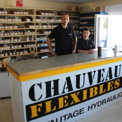 Chauveau Flexibles ; la solution hydraulique