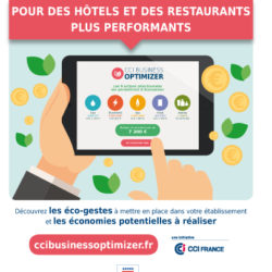 CCI Business Optimizer ; la web application dédiée aux hôteliers et restaurateurs