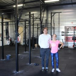 CrossFit Chtx ; une Box 100% CrossFit