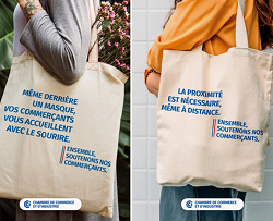 Ensemble soutenons nos commerçants